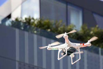 Rilievi con droni per condomini