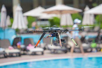 Riprese con droni per il settore Turistico